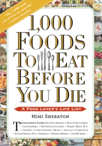 1000 foods cover