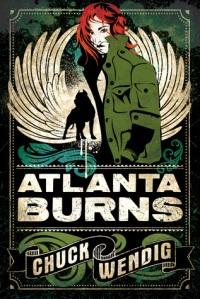 Atlanta Burns cover